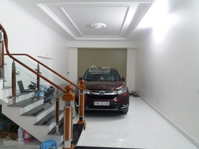 Do phải đi công tác xa cần bán nhà 3 tầng cực đẹp full nội thất tại Trang Quan - An Đồng