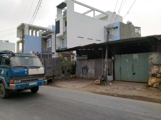 Bán đất có nhà tạm MT KD đường Lý Tế Xuyên, P. Linh Đông, nở hậu, 60tr/m2, 158,9m2 DCHH giá 9,6 tỷ