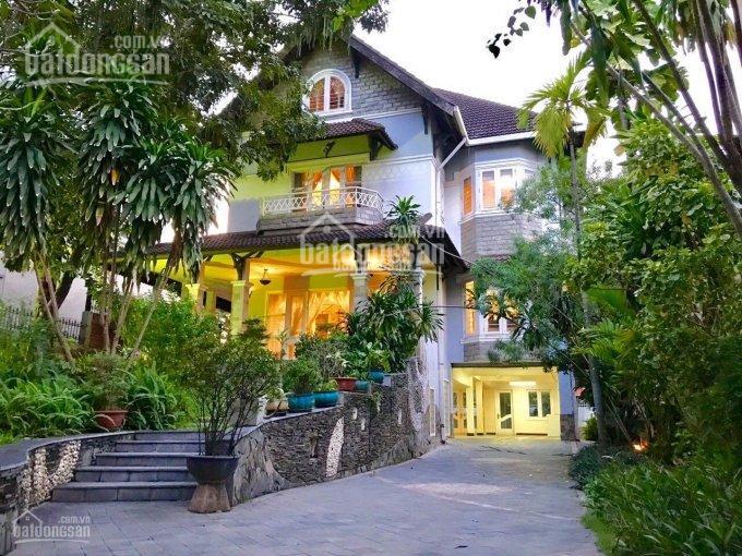 Bán biệt thự cực đẹp 2MT Nguyễn Văn Hưởng, khu Thảo Điền 1, gần 1000m2, 0977771919 ảnh 0