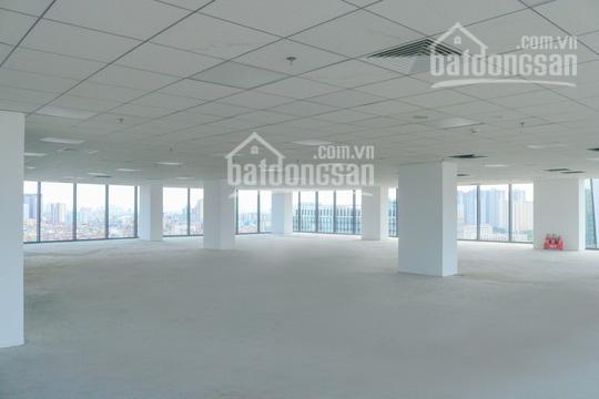Cho thuê mặt bằng tầng 1 khối đế chung cư tại Nguyễn Tuân 300-500m2