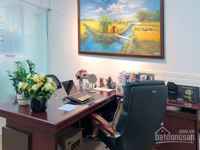 Văn phòng trọn gói + full đồ tại phố Trần Thái Tông - Duy Tân, 15m2 - 50m2