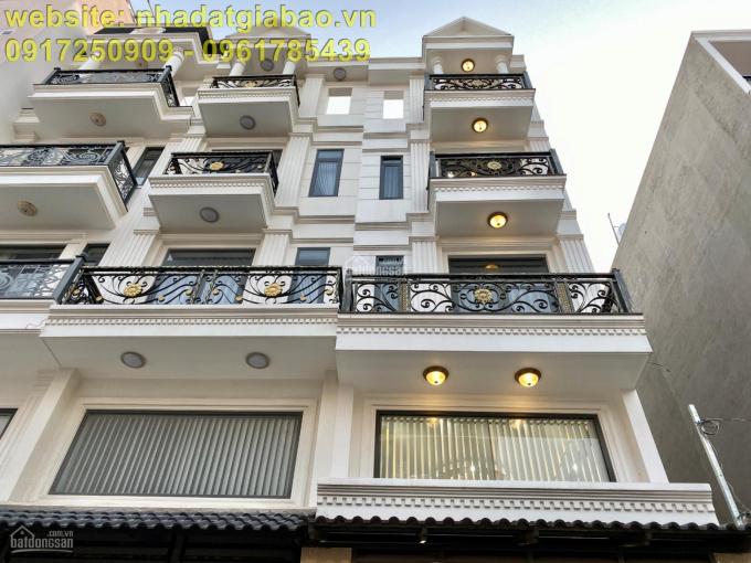 Bán biệt thự mini phố ngay đường Dương Quảng Hàm đường 12m thông phường 5 Gò Vấp