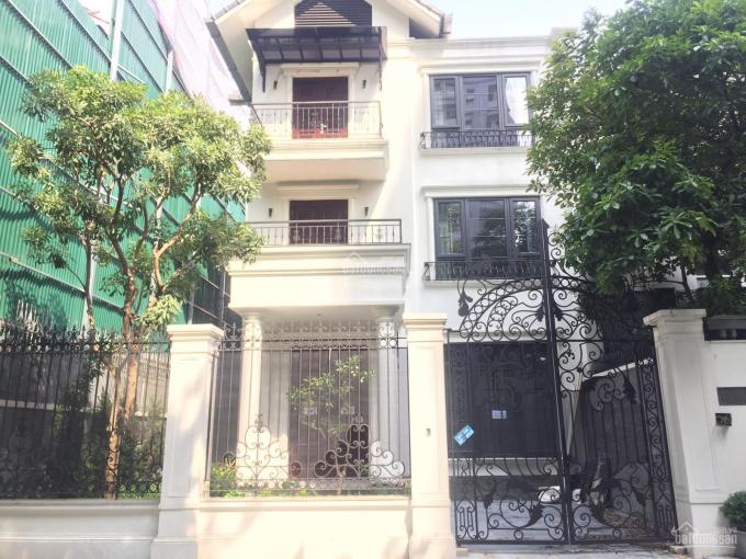 Cho thuê nhà biệt thự Hapulico Vũ Trọng Phụng, Thanh Xuân, 120m2, 4 tầng, 1 hầm. Giá 45tr/th