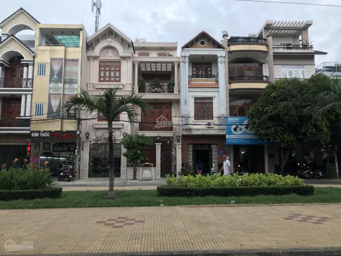 Cho thuê nhà MT Nguyễn Ngọc Nhựt, 5x30m, đúc 3,5 tấm, 8PN, 8WC, 25 triệu/tháng