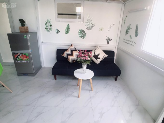 Phòng tiện nghi có gác, kệ bếp, tủ quần áo ngay công viên phần mềm Quang Trung, 25m2