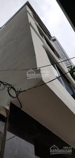 Bán nhà lô góc Dịch Vọng, Cầu Giấy 4.8 tỷ, 45m2 mặt tiền 4.5m, 5 tầng ô tô đỗ cổng