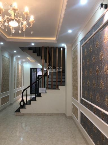Bán nhà 4 tầng 63m2 ngõ 109 Quan Nhân, Nhân Chính, Thanh Xuân, giao thông thuận tiện 5,3 tỷ