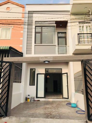 Bán nhà mới xây, 1 trệt, 1 lầu, phường Phú Hoà, TP. Thủ Dầu Một. Vị trí VIP