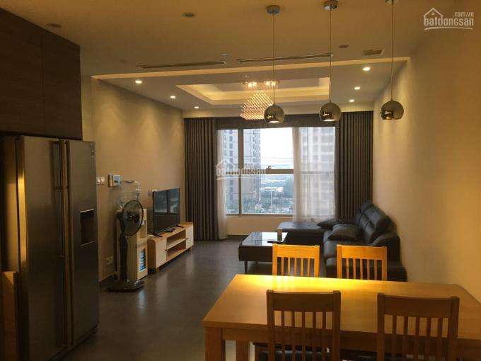 Cho thuê chung cư Thăng Long 1, 100m2, 3 ngủ, full nội thất, 17tr/th. LH: 0913.442.536