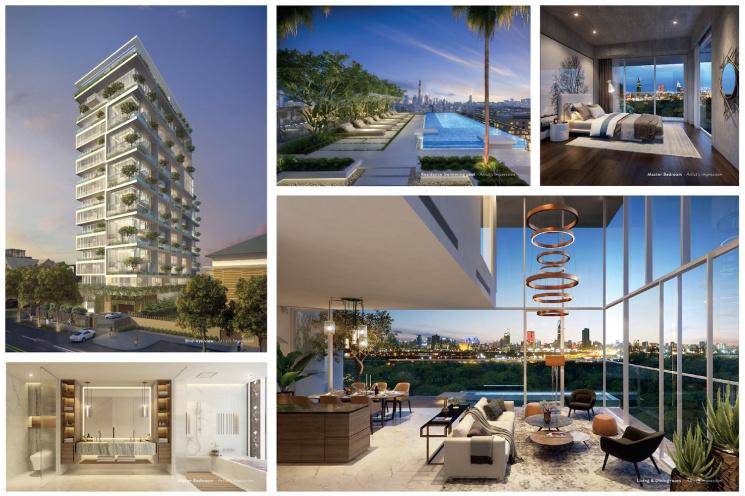 Serenity Sky Villas, thanh toán 50% nhận nhà, chiết khấu cao, mua trực tiếp chủ đầu tư