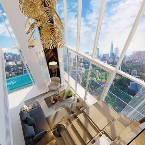 Sky Villa đáng mua nhất quận 3 - Serenity Sky Villas, dẫn khách xem nhà ngay