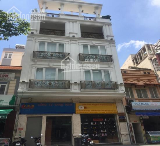 MT P. Nguyễn Thái Bình, Q1. DT: 8,3x20m, 5 lầu. Cần bán gấp