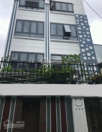 Bán nhà mặt tiền Phường 4, Tân Bình, 6*18m, 4 tầng, chỉ 15.5 tỷ