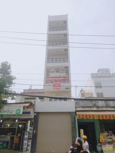 Nhà MTKD 4x22m (84m2) - DTSD: 480m2, 1 trệt 5 lầu. Thạch Lam, P. Hiệp Tân, Tân Phú. 0901331773