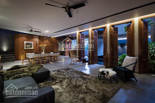 Cho thuê nhà MT Phan Xích Long, P2, Phú Nhuận, DT: 8.6x18m, giá thuê 90 triệu/tháng