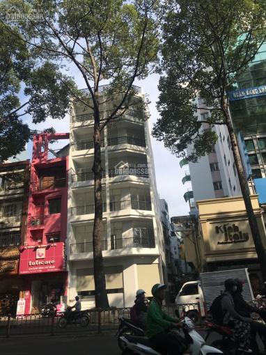 Bán nhà MT vị trí vàng Ký Con, P.Nguyễn Thái Bình, Quận 1. DT 4x23m, HĐ thuê 173 triệu. Giá 52.5 tỷ