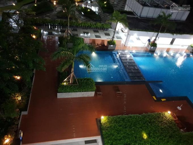 Bán căn hộ phức hợp cao cấp Cộng Hòa Garden, view hồ bơi, full nội thất. LH: 096.499.8437 ảnh 0