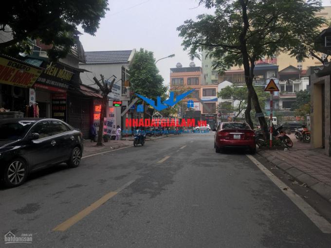 Bán nhà 3 tầng diện tích 88m2 MT 3,5m kinh doanh tốt tại phố Hoàng Thế Thiện, phường Sài Đồng