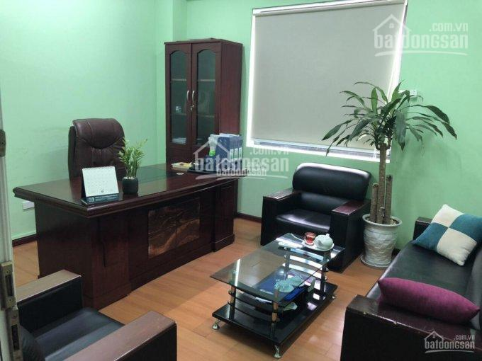 BQL tòa nhà cho thuê VP tại Trần Thái Tông - Duy Tân với S = 15 - 50m2, giá chỉ từ 5 tr/th, full đồ