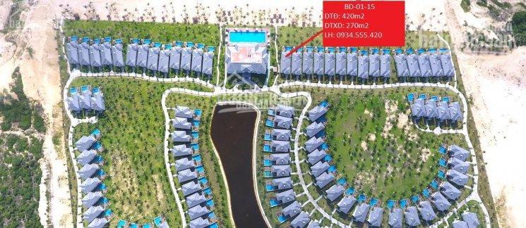 Tôi Sơn chính chủ cần bán BD 1 - 15 cắt lỗ 2 tỷ BT Vinpearl Bãi Dài - mặt biển - gấp - 0934555420