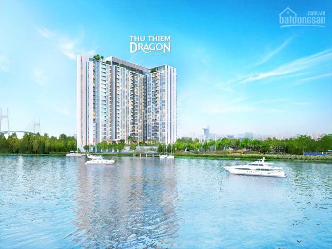 Chính chủ bán shophouse kinh doanh Thủ Thiêm Dragon, Quận 2. Giá tốt nhất dự án, LH 0901 454 494