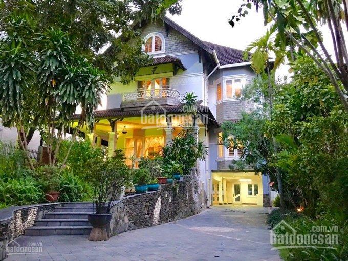 Bán biệt thự cực đẹp 2MT Nguyễn Văn Hưởng, khu Thảo Điền 1, gần 1000m2, giá 155 tỷ 0977771919 ảnh 0