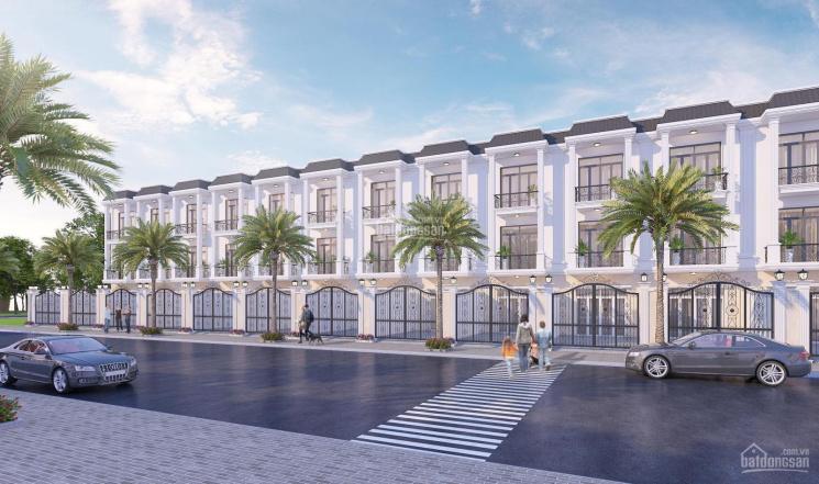 Giá BĐS chắc chắn sẽ tăng lên khi Dĩ An chính thức lên thành phố, 4 căn nhà phố duy nhất