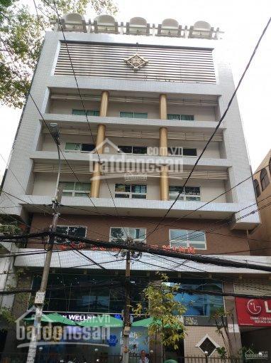 Bán nhà mặt tiền Khánh Hội, phường 3, quận 4, DT: 8.5x20m. Giá 52 tỷ