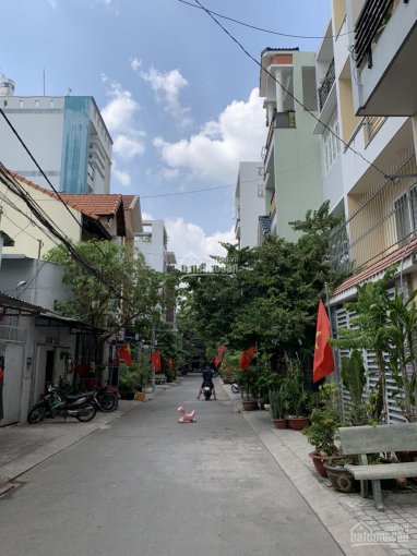 Biệt thự mới xây dựng 5 lầu, có thang máy đường Huỳnh Văn Nghệ, P12, Gò Vấp ảnh 0