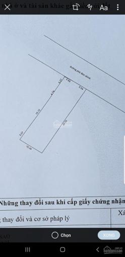 Cần bán đất mặt tiền Phó Đức Chính, ngay Bãi Sau VT DT: 10x 30m= 305m2 full thổ cư giá cực tốt