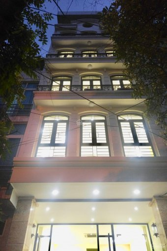 Bán nhà phố Vũ Tông Phan 08 tầng, 1 hầm, 100m2 chính chủ 27 tỷ. LH: 0902.1888.52