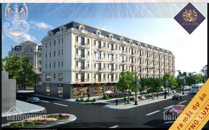 Cần bán suất ngoại giao dự khu liền kề cao cấp Luxury Kiến Hưng. Giá chỉ 2,5 tỷ
