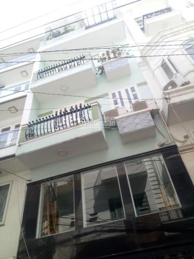 Cho thuê nhà mới xây hẻm 7m. Phan Văn Trị, P11, Bình Thạnh diện tích: 5x15m 4 lầu. 5PN ảnh 0