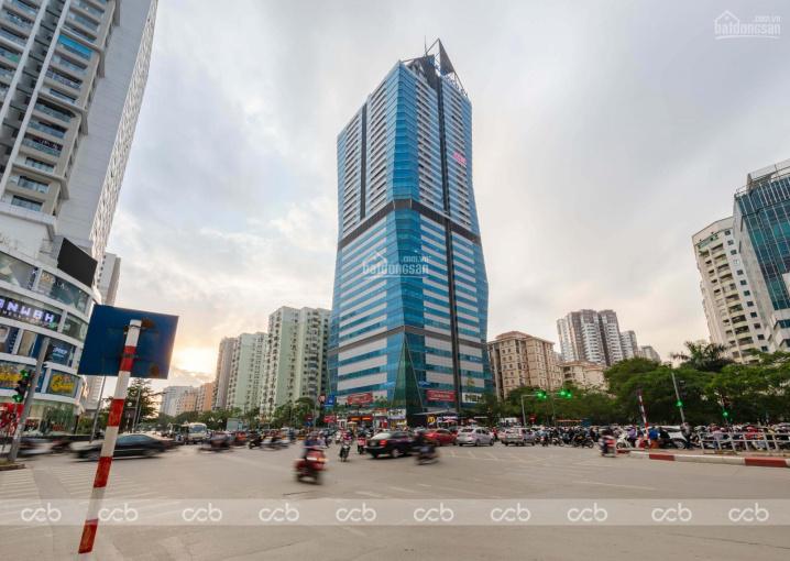 Cho thuê văn phòng diện tích 765m2 tại tòa nhà Diamond Flower, 48 Lê Văn Lương, 0904920082