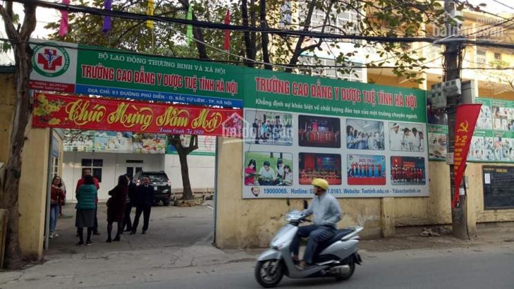 Bán nhà phố Phú Diễn, phân lô quân đội, kinh doanh, DT 48m2 x 3T, chỉ 3.2 tỷ