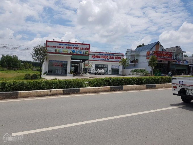 Bán 2 lô đất KDC Vĩnh Phú 1, Vĩnh Phú, Thuận An, BD. SHR, NH cho vay 1.24 tỷ/90m2, LH: 0939416503