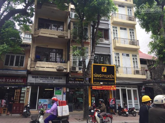 Bán nhà mặt phố Hai Bà Trưng, 70m2, 4T, MT 4.5m, giá 19.5 tỷ, LH 0973791674