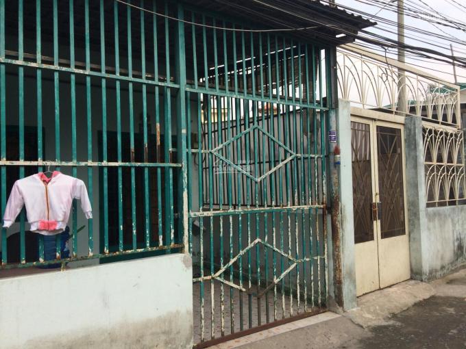 Bán nhà hẻm 4m Lý Thường Kiệt, DT: 8x22m, SHR, giá 3.6 tỷ, thị trấn Hóc Môn, TPHCM
