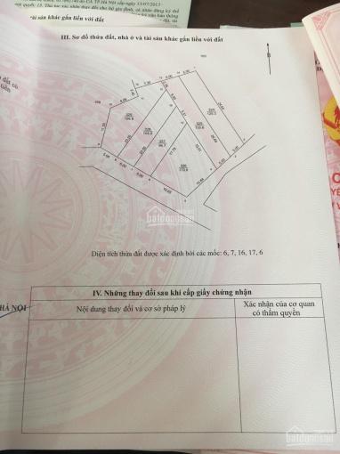 Bán đất chính chủ đã có sổ đỏ tại Tân Xã