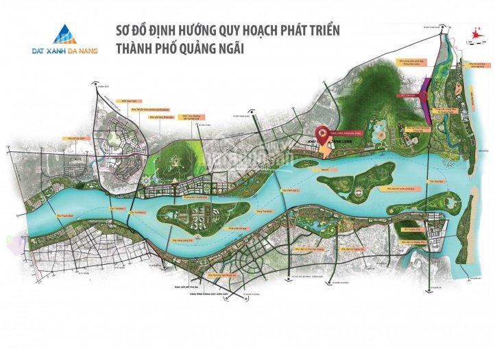 Chính chủ bán lô đất B6 đã có sổ dự án Tăng Long Angkora Park- Ngay trục đường Mỹ Trà Mỹ Khê  ảnh 0