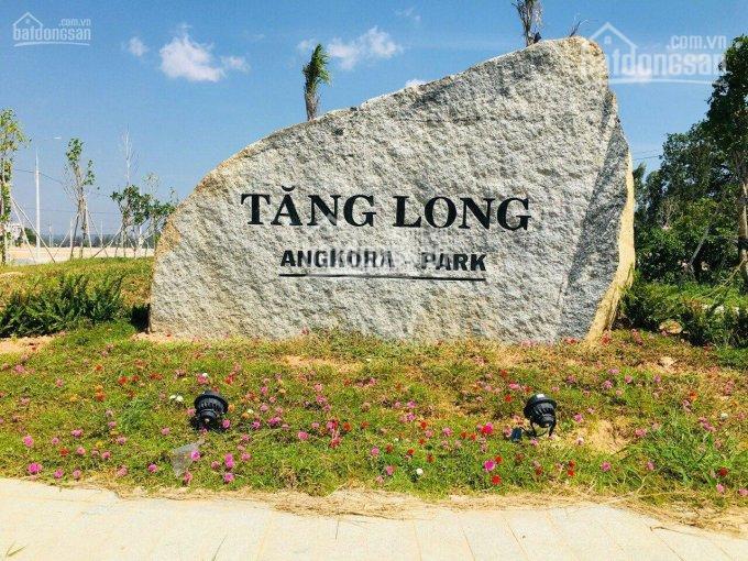 Dự án Tăng Long Angkora Park Quảng Ngãi - Đất nền ven sông Trà Khúc, hạ tầng hoàn chỉnh, giá đầu tư
