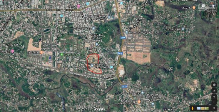 Cần bán gấp lô đất tại trung tâm TP Quảng Ngãi, chính chủ, giá thương lượng, cạnh ĐH Phạm Văn Đồng