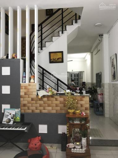 Cho thuê nhà nguyên căn 2 mặt tiền hẻm 10m Tân Hương, 4x15m, 1 trệt 2 lầu