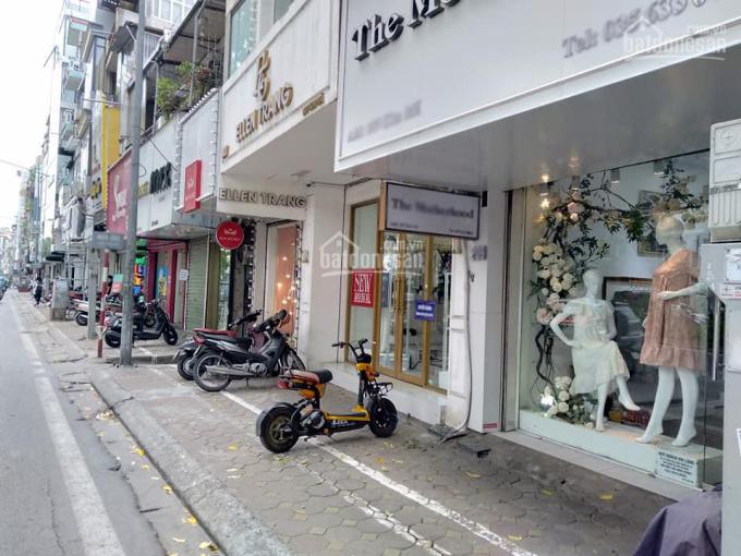 Bán nhà 2 mặt phố Thụy Khuê - Đồng Cổ, 55m2, thông tiền thoáng hậu, giá 10.6 tỷ