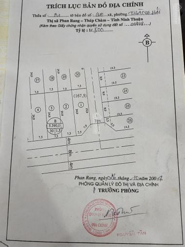 Bán đất 2 mặt tiền TDC Thành Hải, cách trung tâm thành phố chỉ 6km. LH: 0938646237 ảnh 0