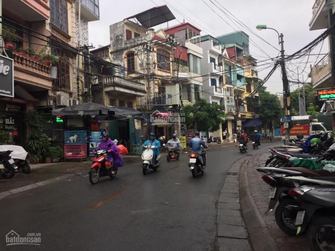 Hot! Siêu kinh doanh - Bán nhà Phố Hồng Mai, 29m2, mặt tiền 4.9m, ô tô tránh. 3.4 tỷ