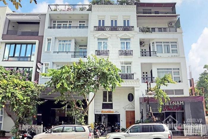 Cho thuê nhà phố làm căn hộ dịch vụ Hưng Gia 2, Phú Mỹ Hưng 6x18,5m giá 66 tr/tháng LH: 090612926