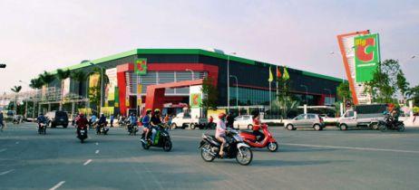 Bán đất HXH đường Tô Vĩnh Diện, đối diện Big C, TTHC Dĩ An