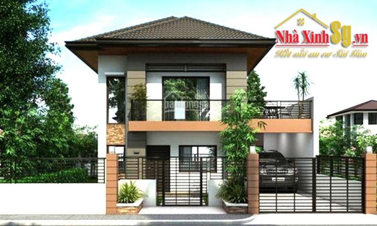 Smart Villas Bình Chánh - biệt thự thông minh tại KĐT Nhà Xinh Residential - sang trọng hiện đại