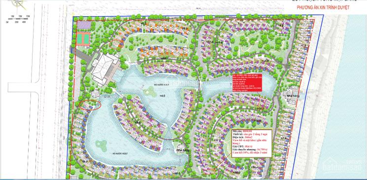 Cần chuyển nhượng gấp biệt thự Vinpearl Bãi Dài cam kết lợi nhuận 1,82 tỷ/năm